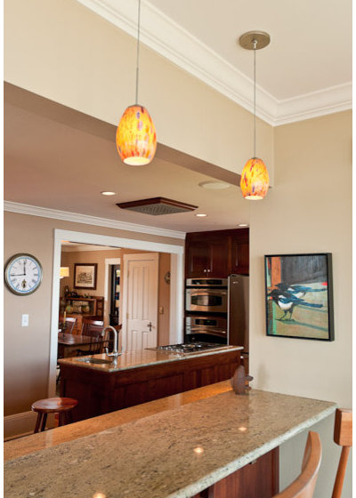 Traditional Kitchen by amydutton Home