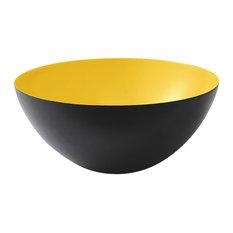 Normann Copenhagen Krenit Bowl, Yellow, 16 Cm