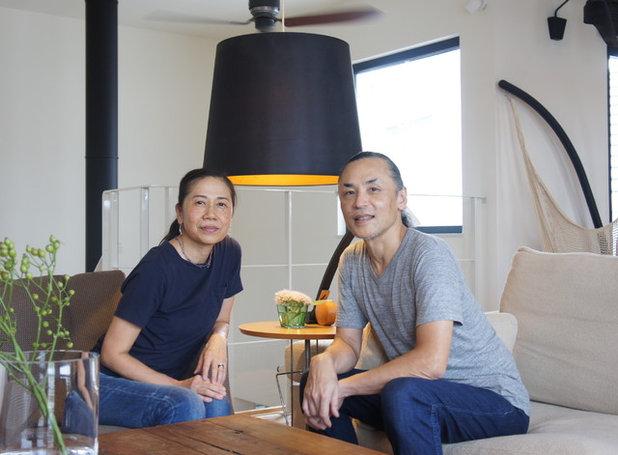 Houzzツアー:静岡の家(wellnest home)