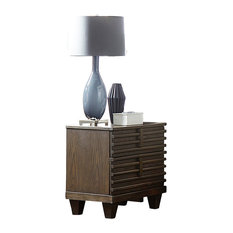 Baylesford Nightstand With USB Port