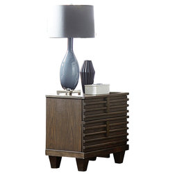 Transitional Nightstands And Bedside Tables by Lexicon Home