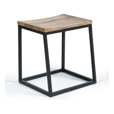 MOD - Dexter Modern Stool, Charcoal - Bar Stools and Counter Stools