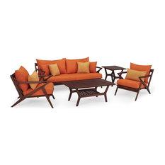 Vaughn 5-Piece Seating Set, Tikka
