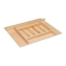 contemporary kitchen drawer organizers  houzz, Kitchen design