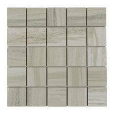 """12""""x12"""" Flow Mosaic Tile"""