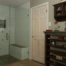 KF Megaglass shower enclosure in Poconos MT, PA
