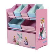 Playmobil Étagère rose avec 7 casiers de rangement