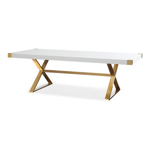 A America Laurelhurst 92 Quot Rectangular Trestle Table