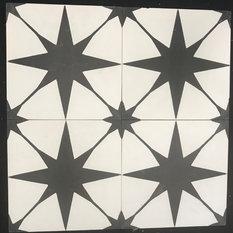 "MOD - 8""x8"" Nova Tiles, Set of 13 - Wall and Floor Tile"