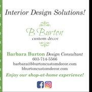 B Burton Custom Decor LLC's photo