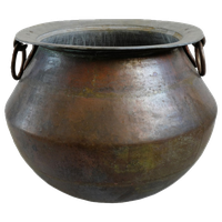 Consigned Large Copper Pot