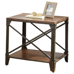 Best Industrial Side Tables And End Tables by Beyond Stores