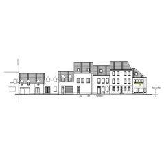 projets de agence d 39 architecture jauss. Black Bedroom Furniture Sets. Home Design Ideas