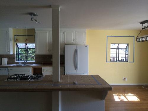 Windows In Kitchen Size
