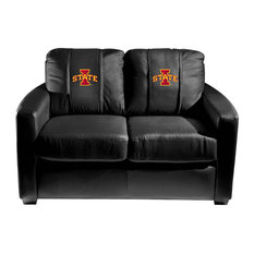 Iowa State Cyclones Collegiate Silver Love Seat