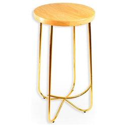 modern accent and garden stools by zen better living