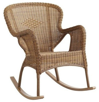 Cool Traditional Outdoor Lounge Chairs by Pier Imports