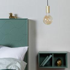 - POCKET nattduksbord med trådlös mobilladdning - Sänggavlar