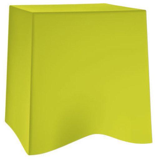 Briq Pall, Senapsgrön - Sideborde & aflastningsborde