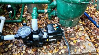 Variable Speed Pump Upgrade
