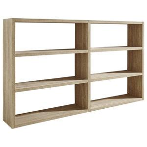 Torero Sideboard Shelf, Oak