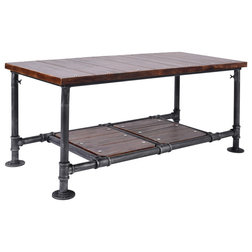Industrial Coffee Tables by Today's Mentality