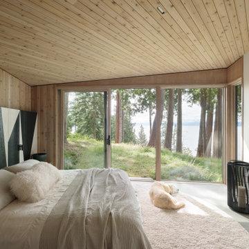 Halfmoon Bay Cabin