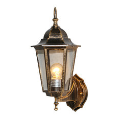 lnc patioporch 1light exterior wall lantern fixture 6