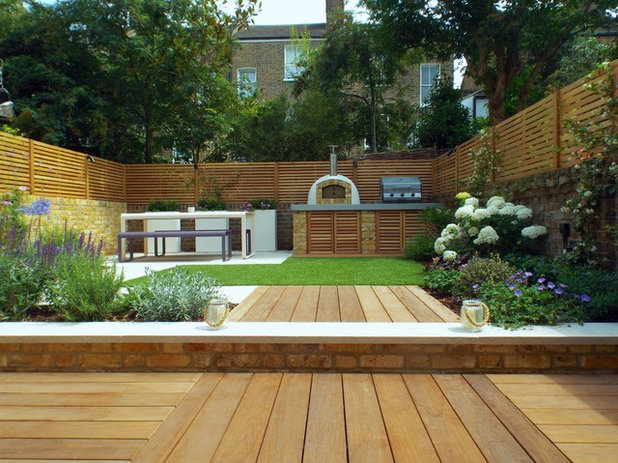 Contemporary  by Jenny Bloom Garden Design