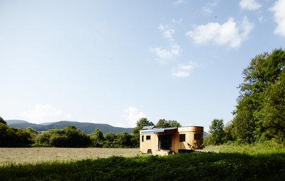 """Der """"Wohnwagon"""": Ein rollendes Heim auf 25 Quadratmetern"""