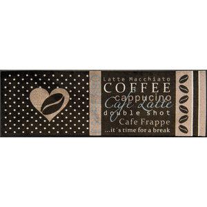 Easy Clean Coffee Doormat, Large