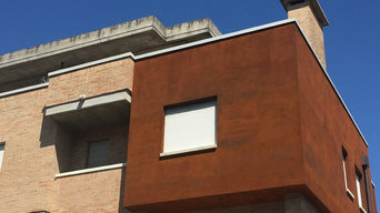 DeCòrten - The REAL corten effect: external facades