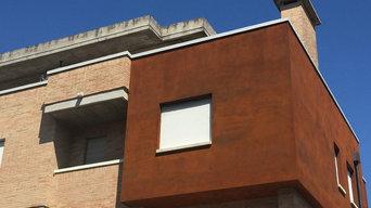 DeCòrten - The REAL corten effect: external facades