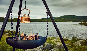 Outdoor cooking - en bid af naturen