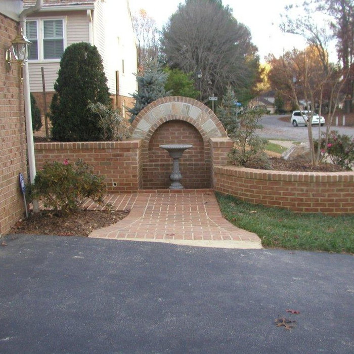 Custom Brick Work