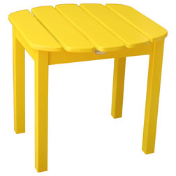Traditional Outdoor Side Tables by International Concepts