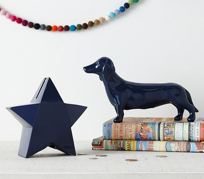 Contemporary Piggy Banks by Pottery Barn Kids