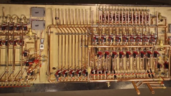 Hydronic Heating Point Cook
