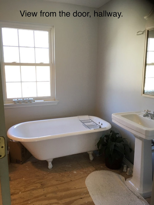 Help Traditional Farmhouse Wall Tile 4x4 White