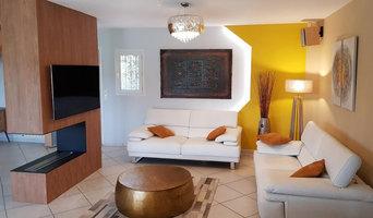 Décoration et agencement d'une villa