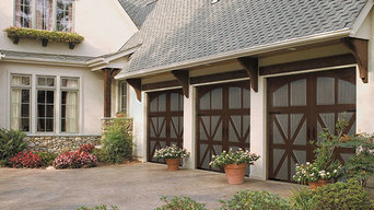 Amarr Classica Carriage Style doors