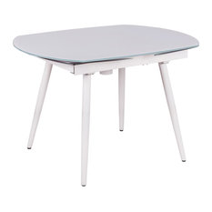 Kyoto Dining Table, White