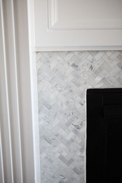 Schluter For Fireplace Tile Surround