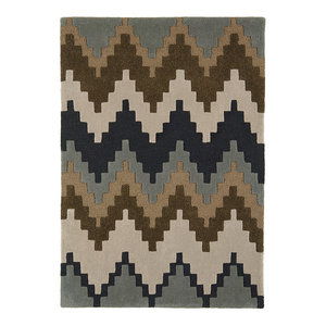 Matrix Cuzzo Wool Runner, Chocolate, 70x240 cm