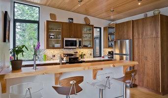 Kitchen as Built
