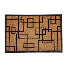 Social Square Doormat 24  x 36
