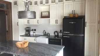 Lake Rosseau Boat House Kitchen