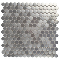 Contemporary Mosaic Tile by SomerTile