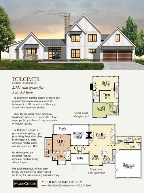 Modern Farmhouse House Plans Amazing Pictures