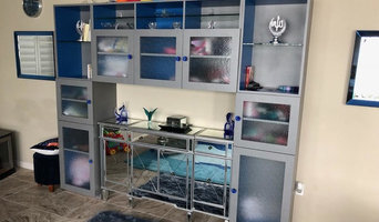 Built-in Cabinets and Shelving
